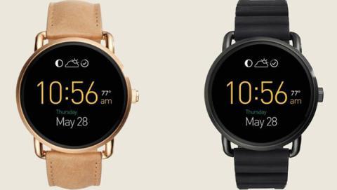Fossil anuncia una nueva línea de smartwatches para lanzar este año