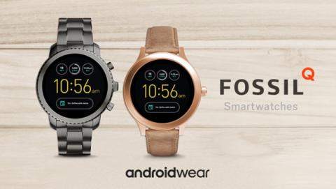 nuevos relojes fossil