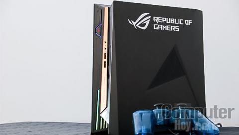 Asus ROG GR8 II que analizamos