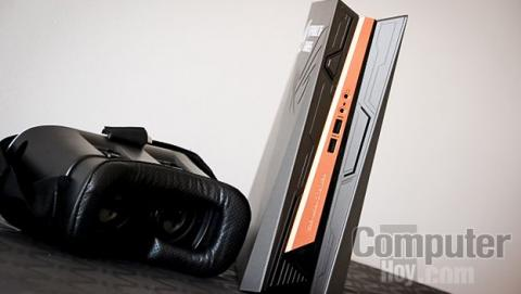 PC gaming con formato de consola