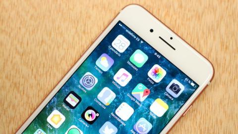 Actualizar iPhone a iOS 10.3