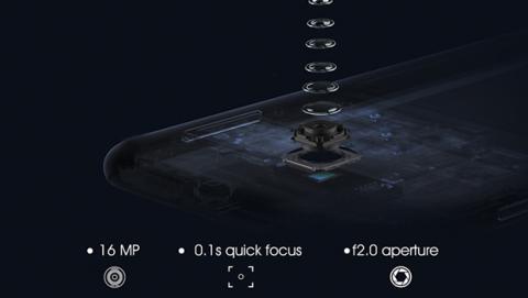 Oukitel K6000 Plus integra un nuevo conjunto óptico