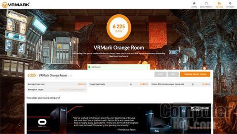 VRMark Benchmark