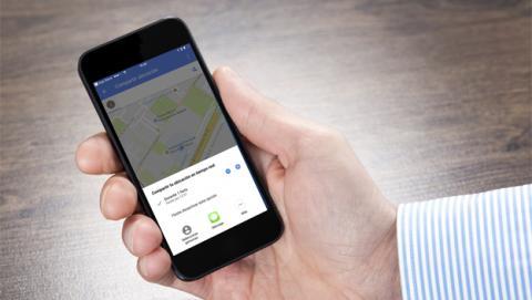 Google Maps ahora tiene la opción de compartir la ubicación en tiempo real