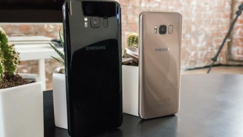 Procesador Galaxy S8
