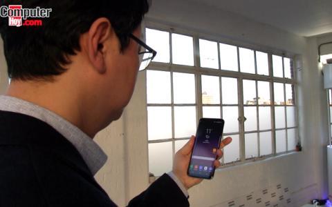 Iris Galaxy S8