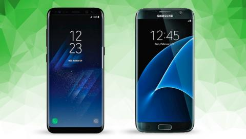 Comparativa: Samsung Galaxy S8+ vs S7 Edge, ¿cuál comprar?