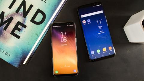 Galaxy S8 y S8 Plus, lo nuevo de Samsung