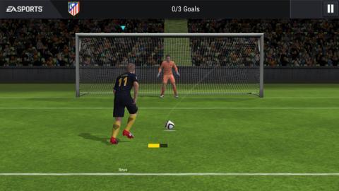 FIFA Mobile en el Huawei P10 Plus