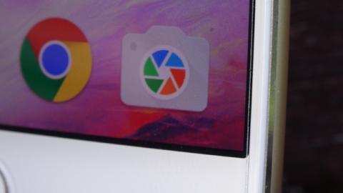 Detalle de la pantalla del OnePlus 3T