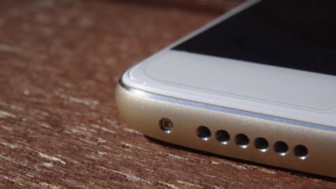 Altavoz del OnePlus 3T