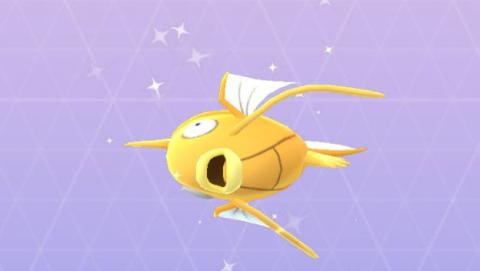 Los Magikarp dorado permanecen en Pokémon GO junto con otras criaturas shiny.