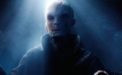 Star Wars: ¿cuál es el significado del nombre del Líder Supremo Snoke?