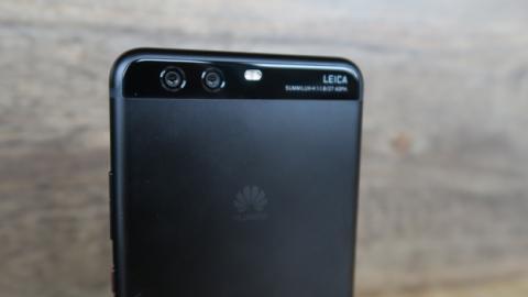 El Huawei P10 Plus tiene la mejor cámara de Huawei del momento
