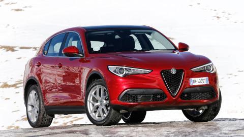 Prueba Alfa Romeo Stelvio