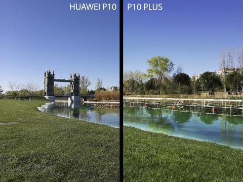 Comparativa de cámaras: Huawei P10 vs P10 Plus