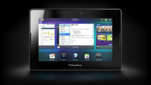 Pronto podríamos ver una tablet de Blackberry en el mercado