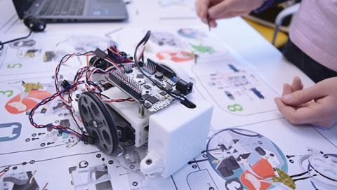 Campus de verano BQ, verano y tecnología creativa