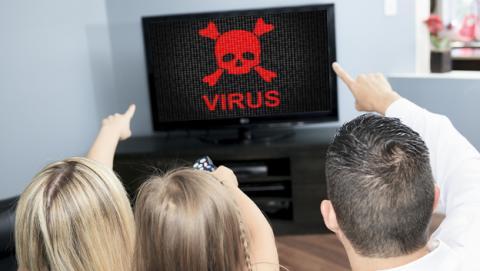 Las Smart TV se pueden hackear de forma inalámbrica