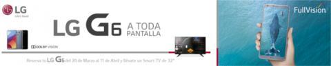Lg G6 Oferta TV