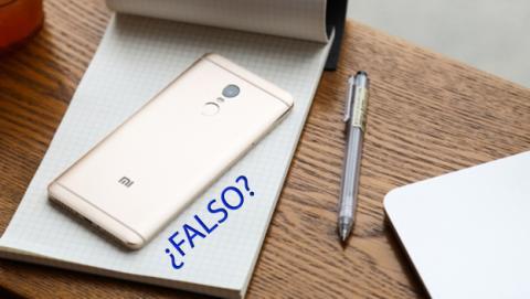 Saber si he comprado un móvil de Xiaomi falso
