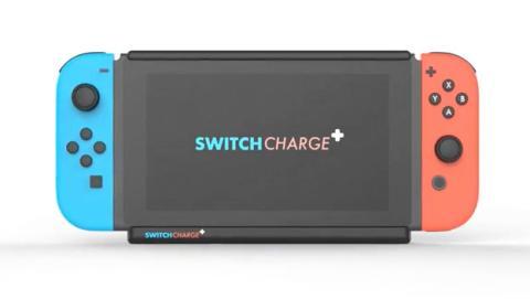 carcasa bateria nintendo switch