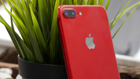 Unboxing en vídeo del iPhone 7 Plus RED