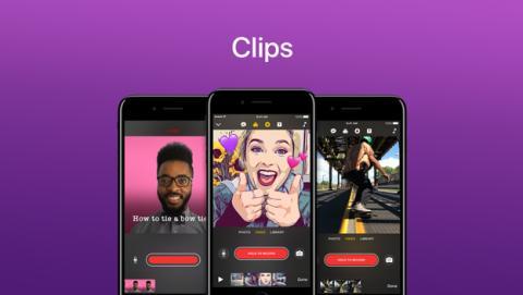 Apple Clips ya se puede descargar