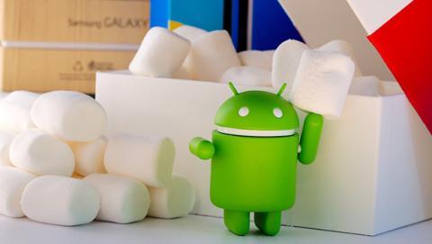 Android Nougat crece, pero lejos de Marshmallow