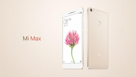 Xiaomi Mi Max 2, regresa la phablet gigante para mayo