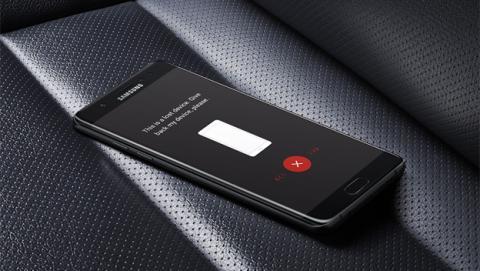 El Note 7 refurbished tendrá una batería de 3.200 mAh
