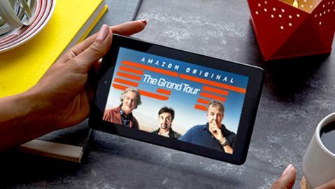 La Tablet Fire en oferta en Amazon