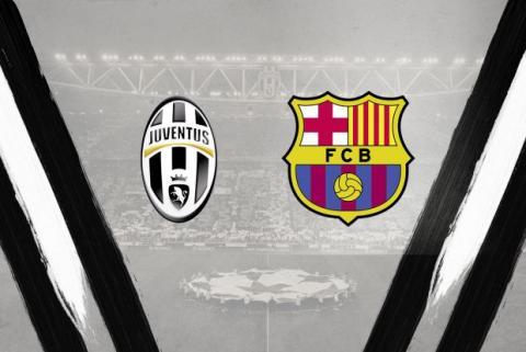 Juve vs Barcelona