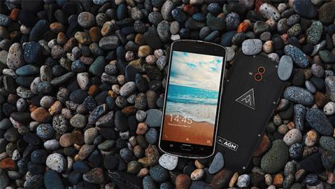 Los 5 mejores smartphones Android con certificación IP68