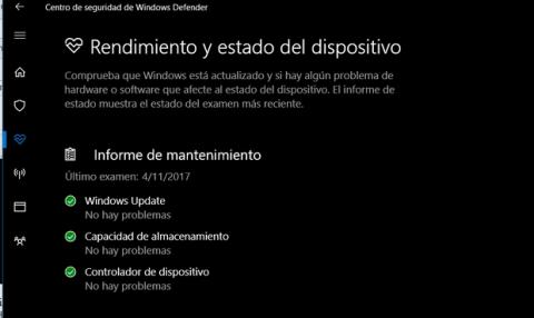 Blinda tu PC con el nuevo Centro de Seguridad de Windows Defender