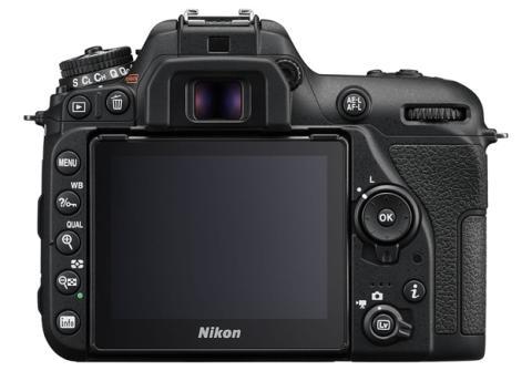 La réflex D7500 de Nikon