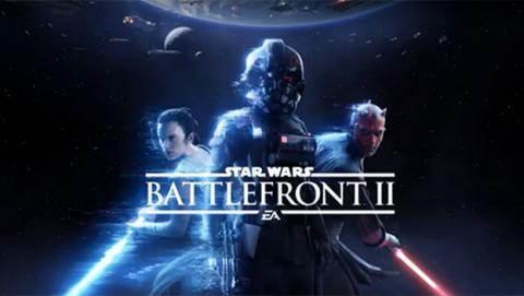 Filtrado el primer tráiler de Star Wars Battlefront 2