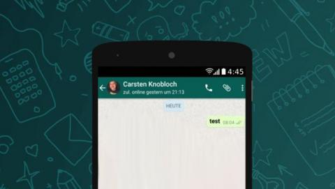 En WhatsApp 2.7.148 se pueden poner mensajes en negrita de forma más fácil
