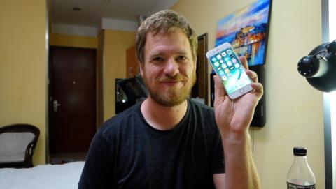 Construye su propio iPhone 6s por piezas