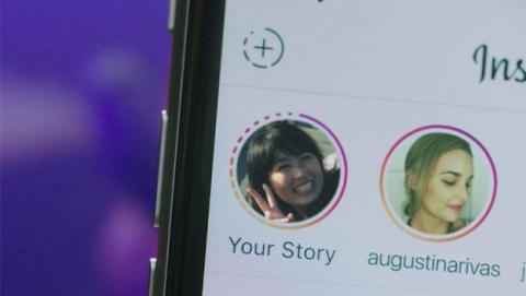 Instagram Stories ya es más popular que Snapchat