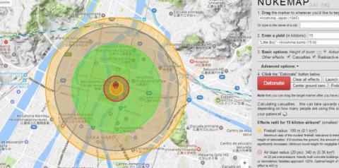 consecuencias guerra nuclear