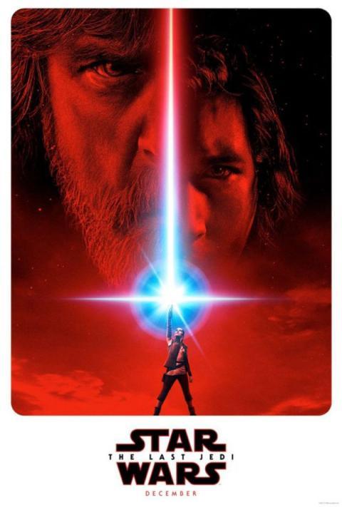 póster star wars the last jedi