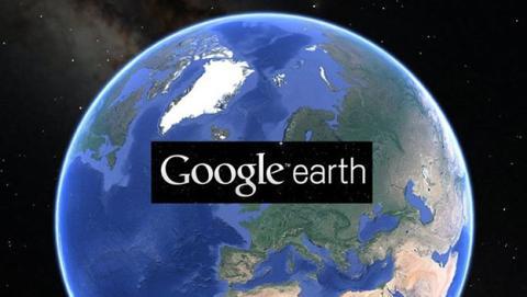 El nuevo Google Earth se presentará el 18 de abril