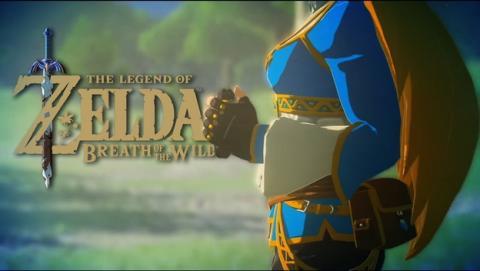 Zelda Breath of the Wild vende más juegos que consolas Nintendo Switch