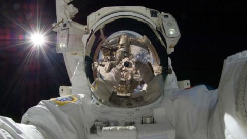 Muy pronto se podrá viajar al espacio en VR.