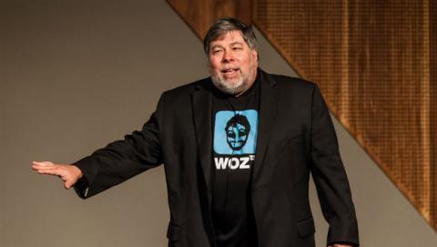 Steve Wozniak, fundador de Apple junto a Steve Jobs, habla sobre el futuro de la compañía.