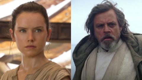 Desvelada la identidad del último jedi de Star Wars.