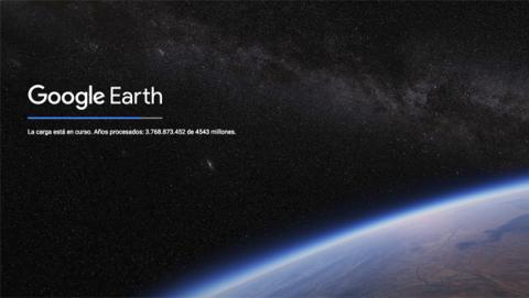 El nuevo Google Earth