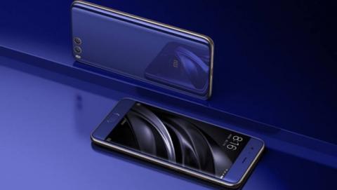 Todos los detalles sobre el nuevo móvil chino de gama alta, el Xiaomi Mi 6.