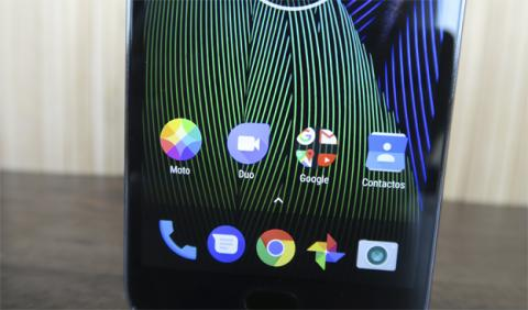 Sigamos con el análisis del Moto G5 Plus, y hablemos ahora de la pantalla